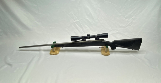Remington Model 700 300 Win Mag with Nikon Buckmasters Scope