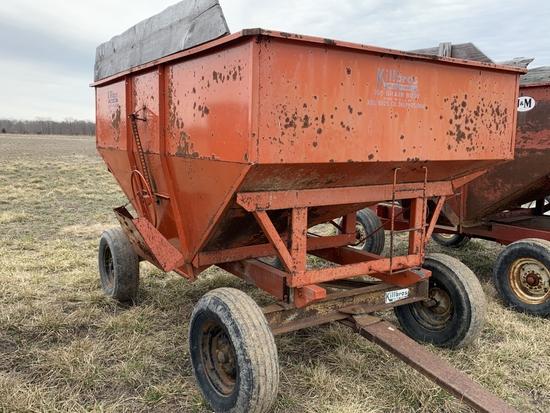 Killbros 350 Hopper Wagon