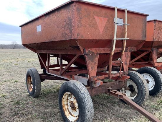 McCurdy Hopper Wagon
