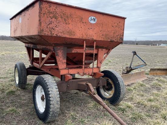 J&M Hopper Wagon