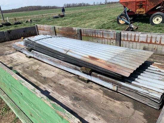 Steel Barn Siding