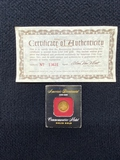 America's Bicentennial Solid Gold Commemorative Medal