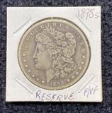 1895 S Morgan Dollar