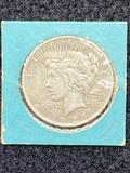 1924 Peace Dollar