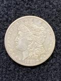 1884 S Morgan Dollar