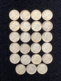 (23) Roosevelt Dimes, Assorted Years