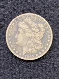 1895 O Morgan Dollar