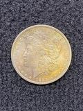 1885 O Morgan Dollar