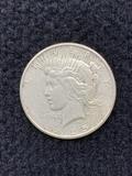1925 S Peace Dollar