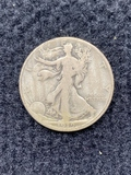 1919 S Walking Liberty Half Dollar