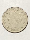 1892 Liberty Head Five Cents V Nickel