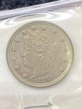 1911 V Nickel