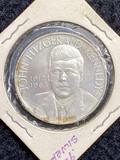 1917-1963 John Fitzgerald Kennedy Silver Half Dollar