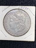 1879 P Morgan Dollar
