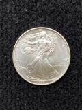 1993 Standing Liberty Dollar 1 oz Fine Silver