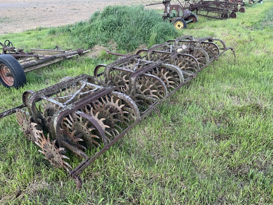 14-ft Pull-Type Rotary Hoe