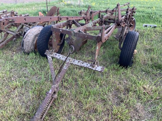 John Deere 3-Bottom Plow