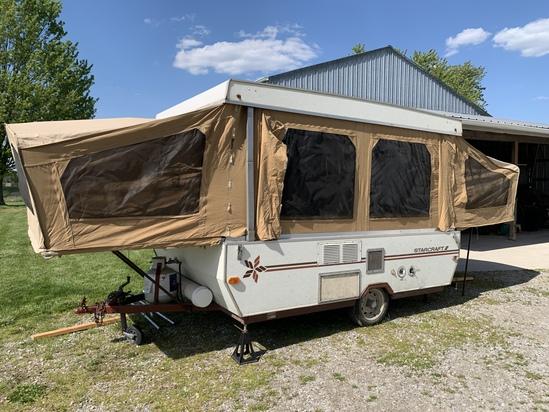 Starcraft SLE 21 Pop Up Camper