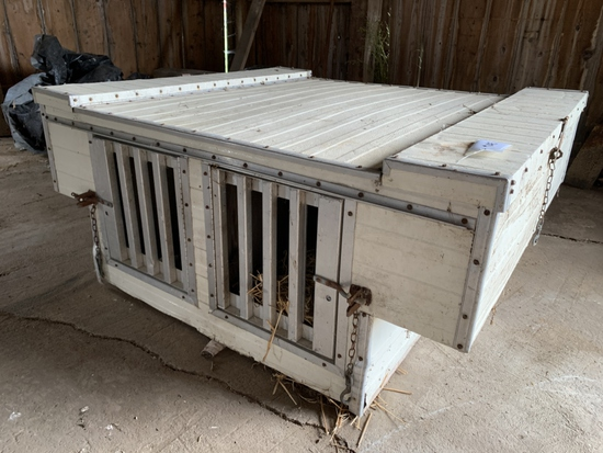 Dog Box for Truck