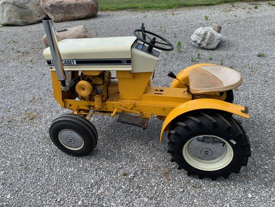 International Cub Cadet Garden Tractor
