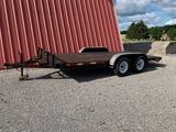 16-ft Car Trailer