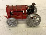 Cast Ford Tractor