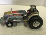 Silver Bullet Pulling Tractor No Box