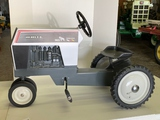 White Workhorse 145 Scale Model Pedal Tractor, Good Condition