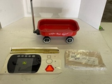 Little Red Wagon Miniature, John Deere 8520 Pedal Tractor Decals, Seat Pad For Pedal Car