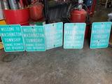 Washington Township Signs 18