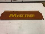 Minneapolis Moline Sign 9