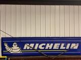 Michelin Plastic 12'x3' Sign