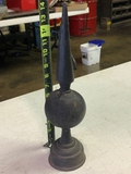 Cast Iron Decorative Post Topper
