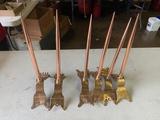 Cooper Lightning Rod Barn Toppers