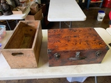 Home Made Wood Decorative Boxes