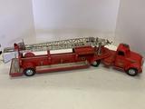 Tonka Metal Fire Truck