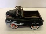 Metal Hot Rod Car