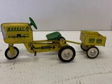 Small Toy Murray Tractor And Trailer