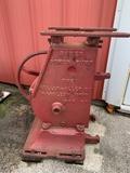 Heller-Aller Co. Mod B-1 Baker Power Pump