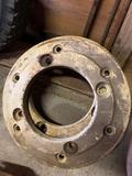 2 Co-op Wheel Weights
