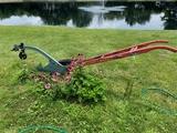 Massey Harris Model 5B Horse Drawn Plow