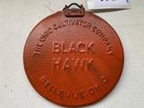 Black Hawk Planter Lid