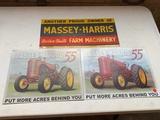 Massey Harris Signs