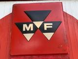Massey Ferguson Implement Lighted Sign