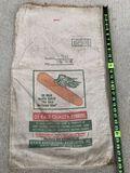DeKalb Seed Corn Paper Lined Sack Bag