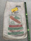DeKalb Seed Corn Bag with 1946 Tag