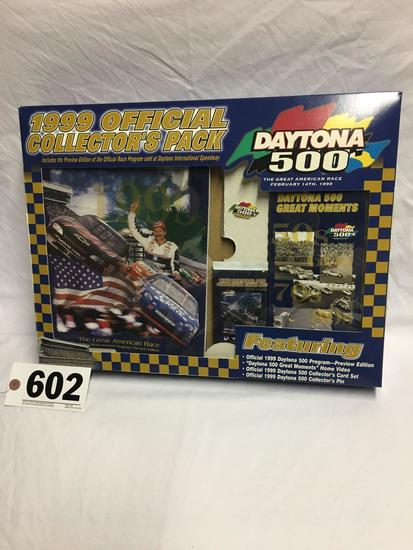 1999 Daytona 500 Official Collectors Pack