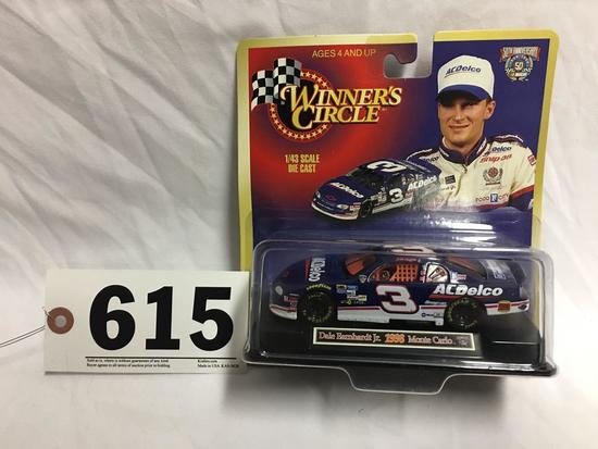 Dale Earnhardt Jr. 1:43 scale Diecast collectible car. 50th anniversary