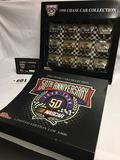 50th Anniversary NASCAR 1998 Chase Car Collection
