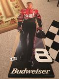 Dale Earnhardt Junior cardboard cut out
